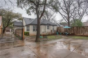 Tiny photo for 3211 Cockrell Avenue, Fort Worth, TX 76109 (MLS # 14085316)