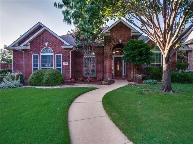 Photo for 905 Heatherglen Court, Highland Village, TX 75077 (MLS # 14137347)