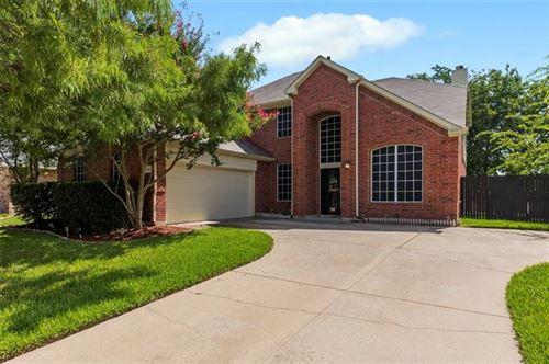 Photo of 416 Leameadow Drive, Allen, TX 75002 (MLS # 14398409)