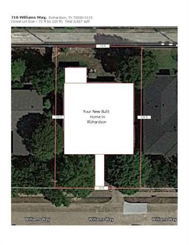 Photo of 710 Williams Way, Richardson, TX 75080 (MLS # 14501421)