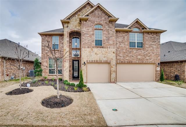Photo for 407 Traveller Street, Hickory Creek, TX 75065 (MLS # 14258521)