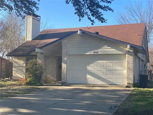Tiny photo for 532 Kent Drive, Lewisville, TX 75067 (MLS # 14499527)