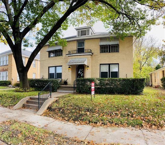 Photo for 5216 Milam Street #8, Dallas, TX 75206 (MLS # 14475607)