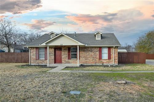 Photo of 514 Baldwin Street, Royse City, TX 75189 (MLS # 14572988)
