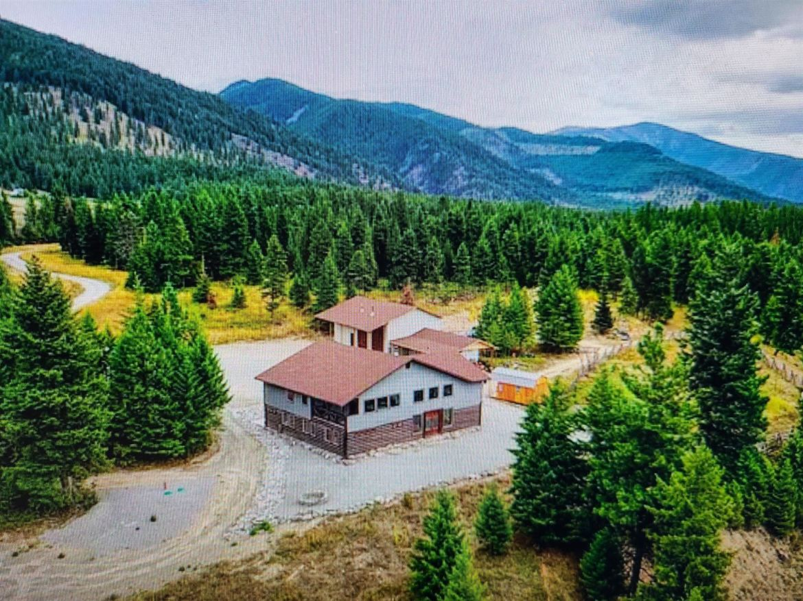 Photo of 888 Blue Slide Road, Thompson Falls, MT 59873 (MLS # 22018134)