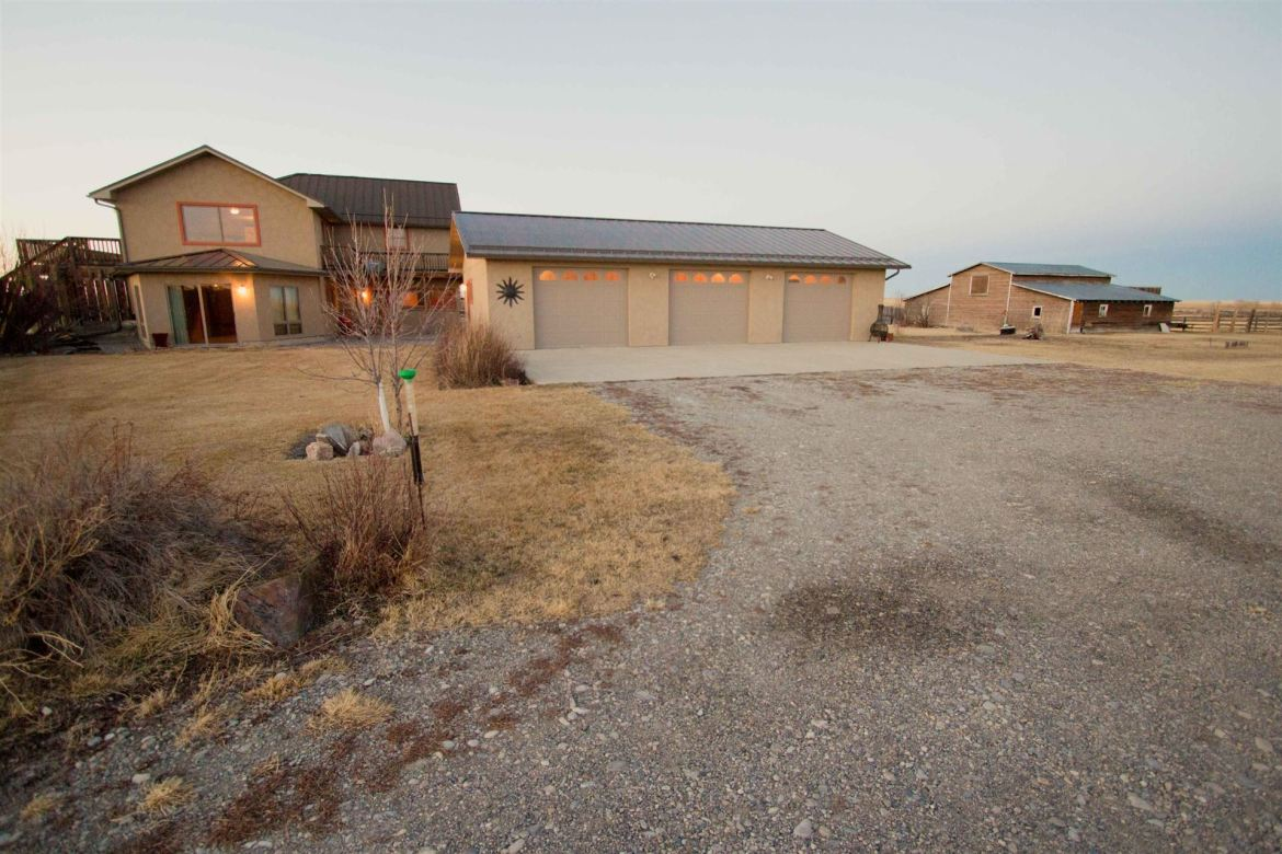 Photo of 1919 Gaylord Road, Valier, MT 59486 (MLS # 22103638)