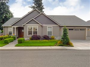 Photo of 1482 N ELM ST, Canby, OR 97013 (MLS # 19297346)