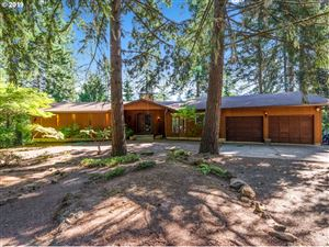 Photo of 30880 SW RIVER LANE RD, West Linn, OR 97068 (MLS # 19144848)
