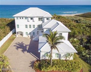 Photo of 5745 S A1a Highway, Melbourne Beach, FL 32951 (MLS # 805734)