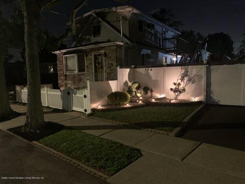 Tiny photo for 108 Macormac Place, Staten Island, NY 10303 (MLS # 1134088)