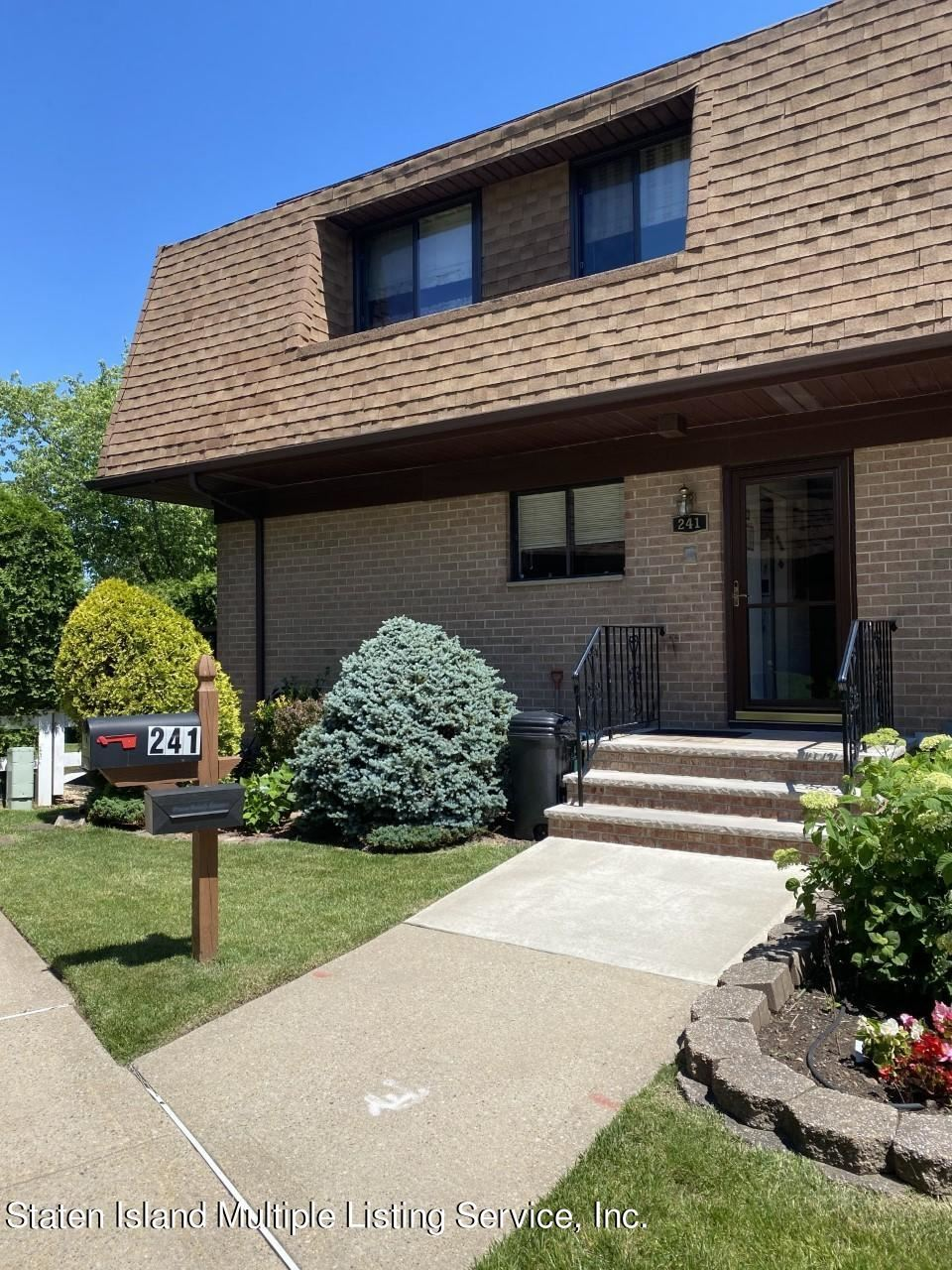 Photo for 241 Windham Loop, Staten Island, NY 10314 (MLS # 1147235)