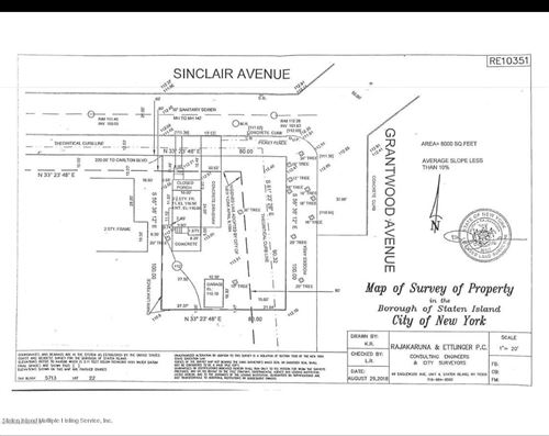 Tiny photo for 14 Sinclair Avenue, Staten Island, NY 10312 (MLS # 1143700)