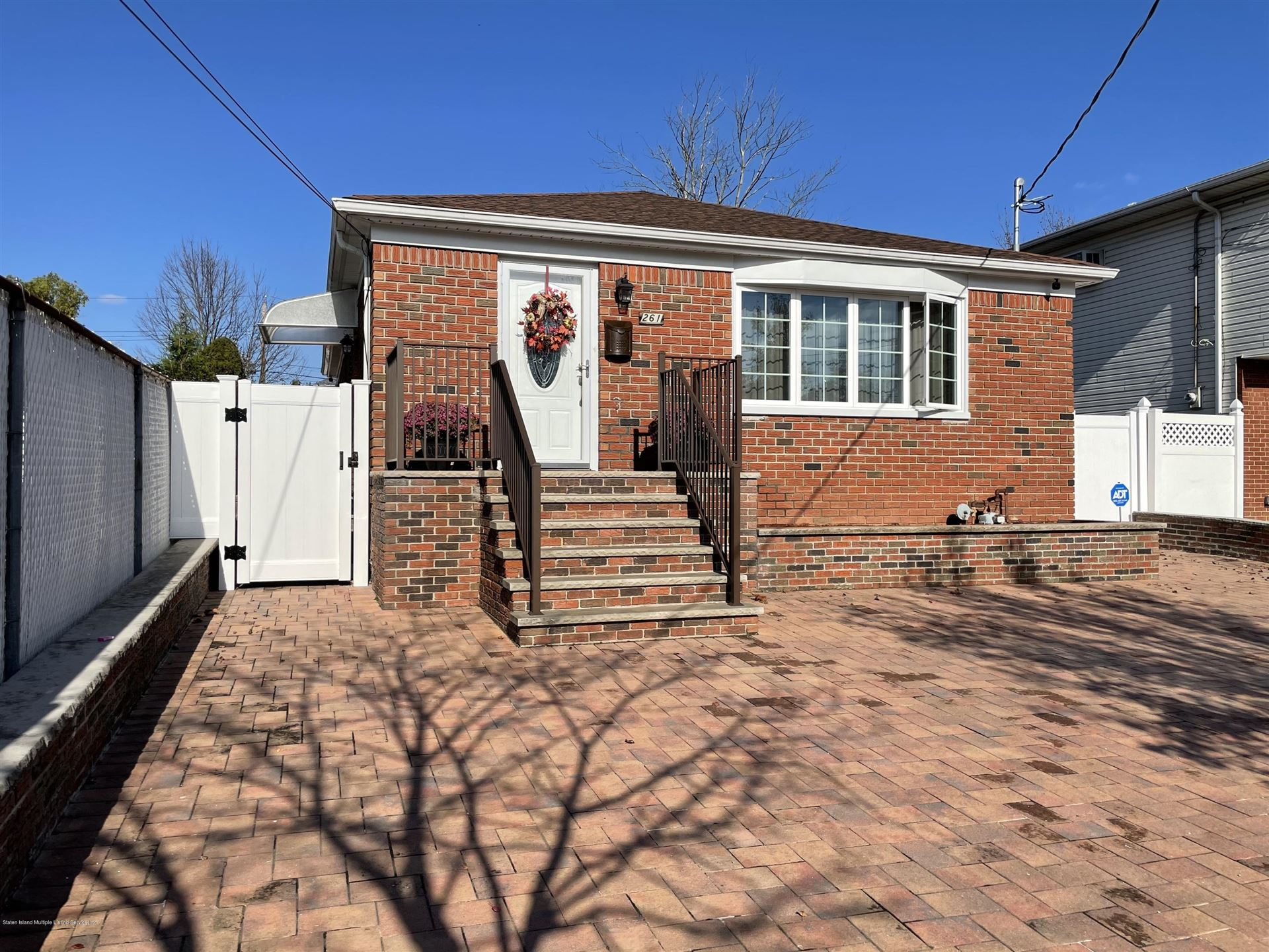 Photo for 261 Vogel Avenue, Staten Island, NY 10309 (MLS # 1138951)