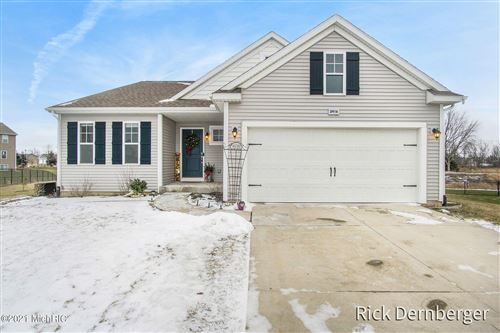 Photo of 2416 Green Rush Lane, Zeeland, MI 49464 (MLS # 21002225)