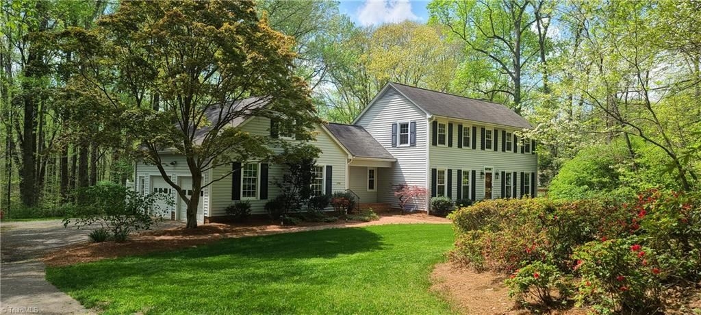 Photo of 6980 Shallowford Road, Lewisville, NC 27023 (MLS # 1013145)