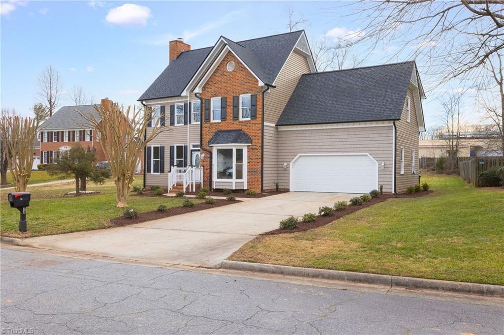 Photo of 14 Oliver Court, Greensboro, NC 27406 (MLS # 1010381)