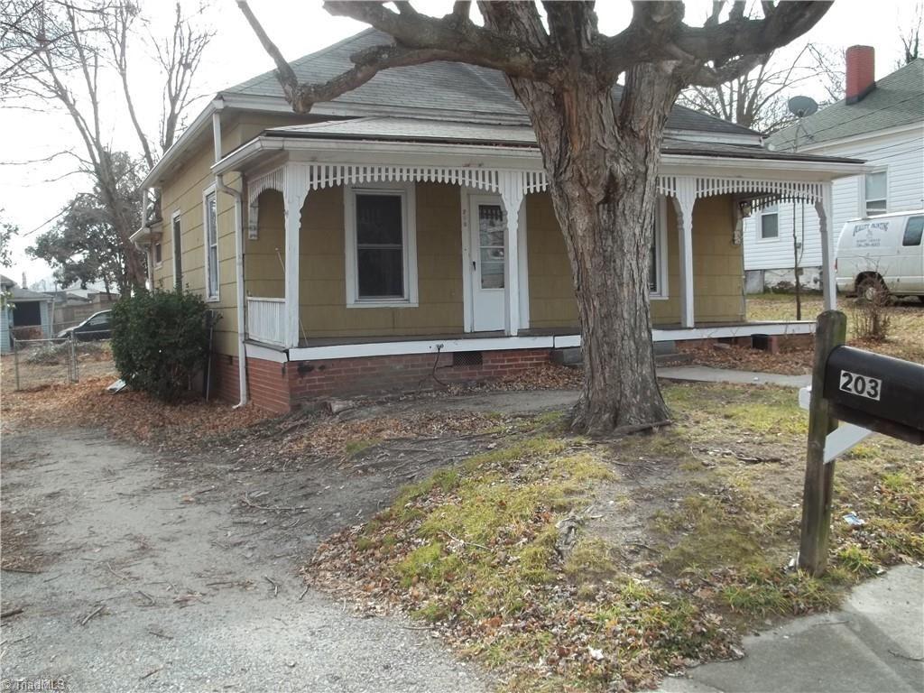 Photo of 203 Spring Street, Thomasville, NC 27360 (MLS # 1010508)