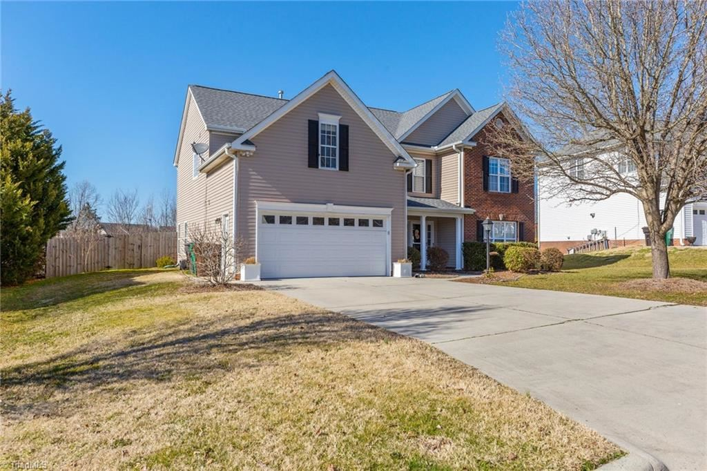 Photo of 5727 Election Oak Drive, High Point, NC 27265 (MLS # 1013650)