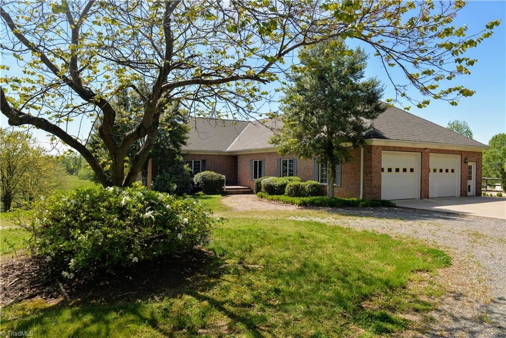 Photo of 669 Husk Road, Blanch, NC 27212 (MLS # 985778)