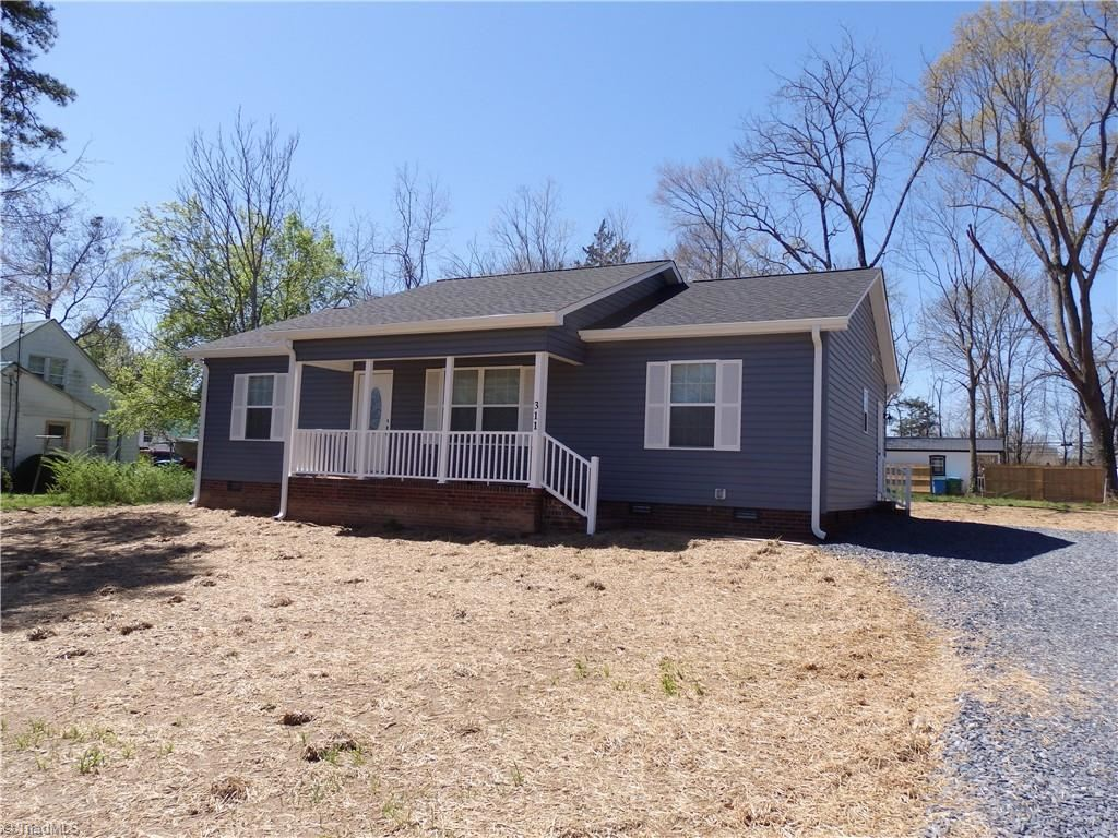 Photo of 311 Garner Street, Denton, NC 27239 (MLS # 985792)