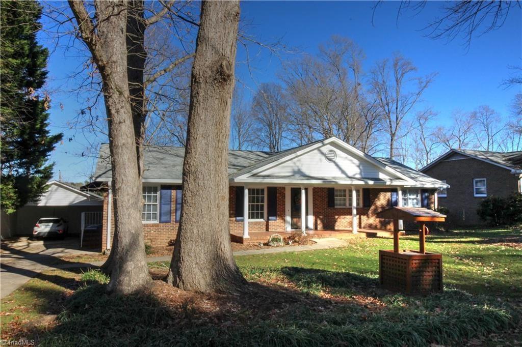 Photo of 5810 Green Meadow Drive, Greensboro, NC 27410 (MLS # 1008921)