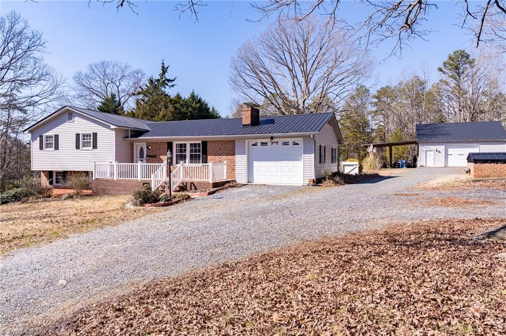 Photo of 4760 Old Lexington Road, Asheboro, NC 27205 (MLS # 1012974)