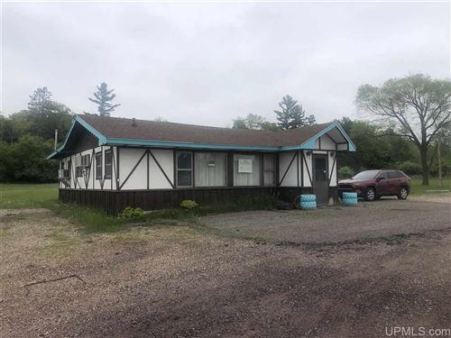 Photo of W7726 US2, Iron Mountain, MI 49801 (MLS # 1128329)