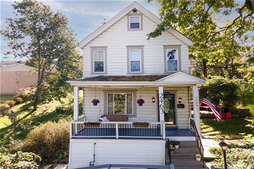 Photo of 2463 Plainview Ave, Brookline, PA 15226 (MLS # 1524036)