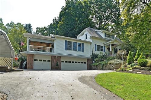Photo of 4120 Bakerstown Culmerville Road, Gibsonia, PA 15044 (MLS # 1417349)