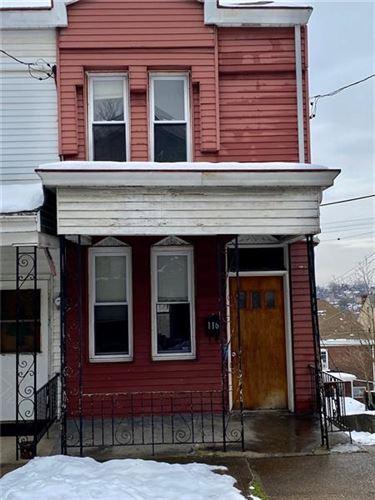 Photo of 116 Jucunda St, Knoxville, PA 15210 (MLS # 1480622)