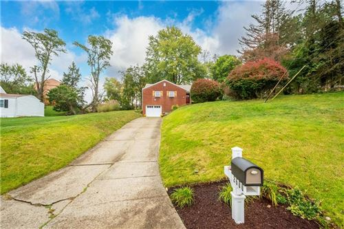 Photo of 2600 Hout Road, South Park, PA 15129 (MLS # 1527815)