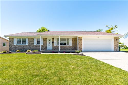 Photo of 533 Hillcrest Drive, Bellefontaine, OH 43311 (MLS # 1003275)