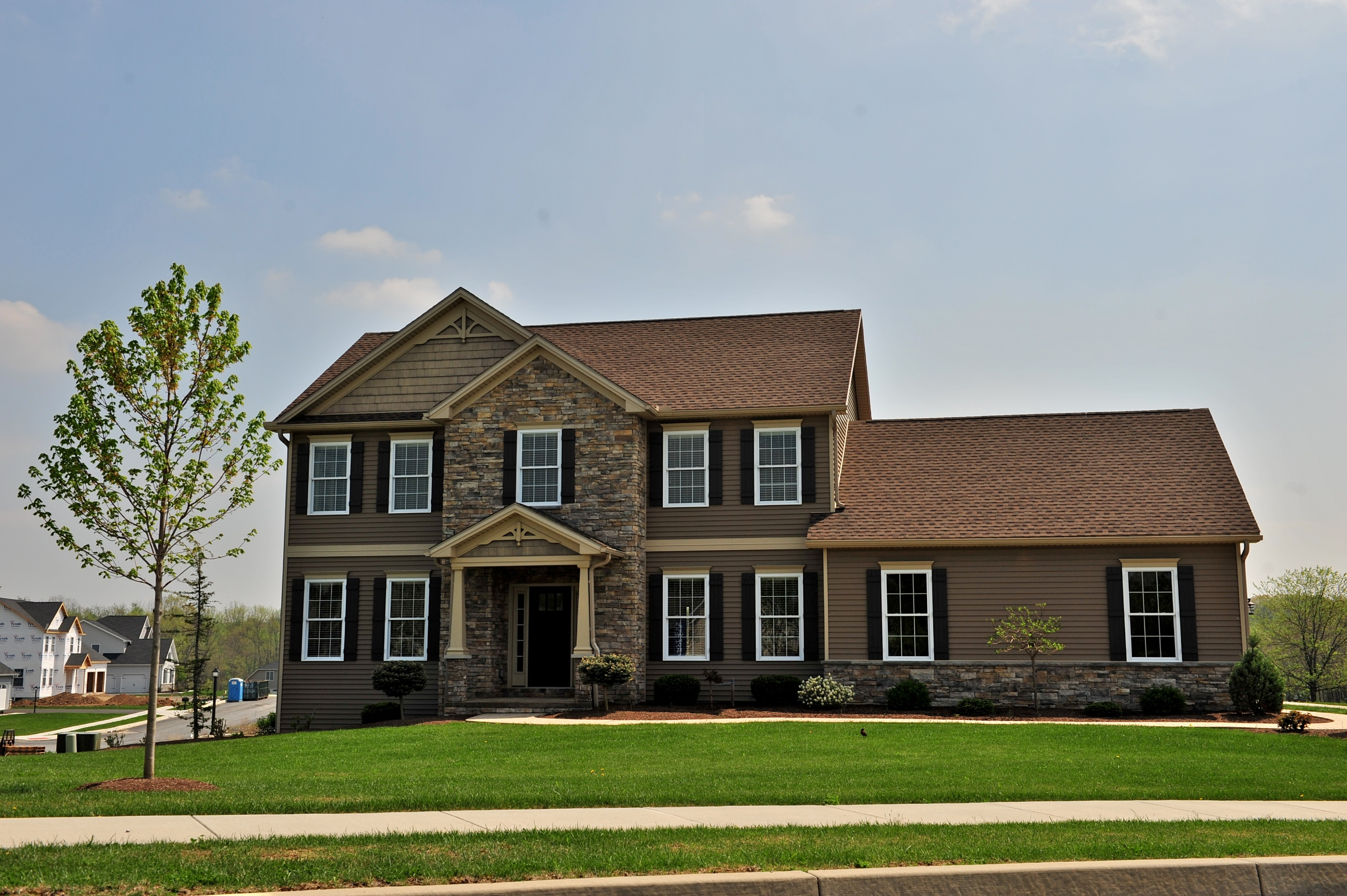 New Home Builder In Central Pennsylvania