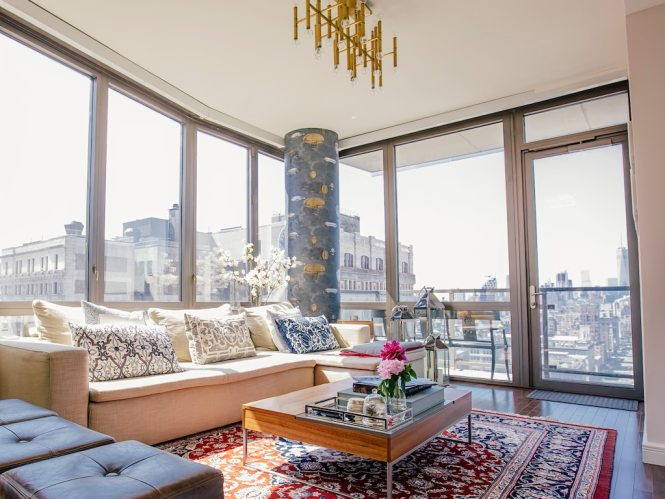 New Data Shows 1 In 4 Luxury Apartments York City Are