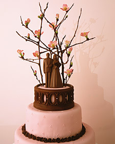 Cake Toppers: Quince and Chocolate