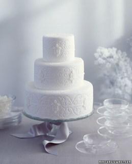 All White Weddings….