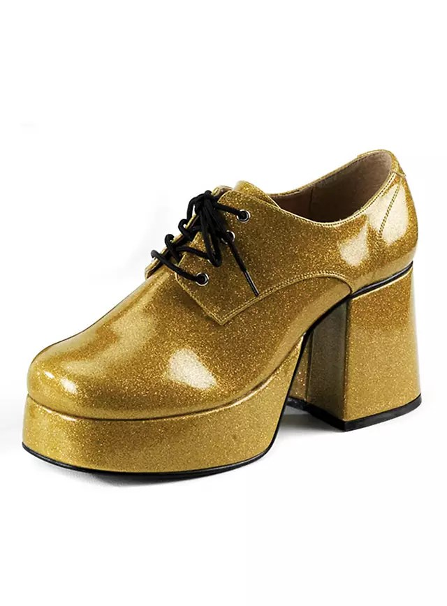 Platform Shoes Guys
