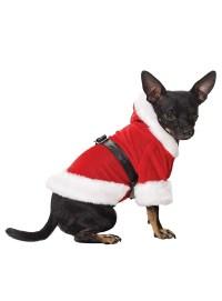 Santa Dog Costume - maskworld.com