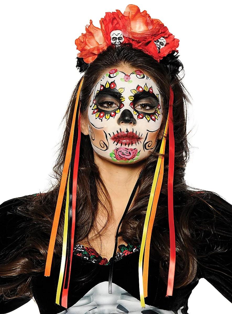 Tag der Toten Haarreif  online kaufen  maskworldcom