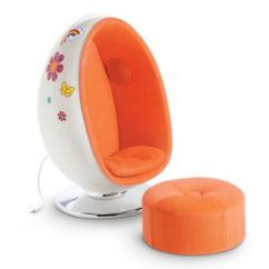 Adult Egg Chair For Kids Julie S Set Beforever American Girl