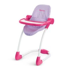 American Girl High Chair Desk Next Day Delivery Bitty S Baby Doll