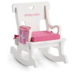 Baby Girl Chair Folding Beds Canada Storytime Bitty American
