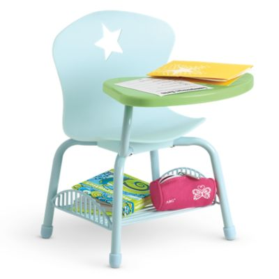 american girl doll chairs adult potty school desk set jly