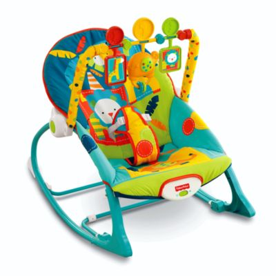 infant bouncy chair recliner slipcovers baby bouncers bouncer chairs seats rockers fisher price to toddler rocker