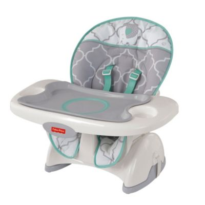 fisher price spacesaver high chair cover click clack deluxe cjt22 image for ss hc 2 tan safari bbb from mattel