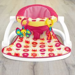 Sit Me Up Chair For Babies Wedding Cover Hire Cwmbran Floor Seat Infants Drf30 Fisher Price Image Girl From Mattel