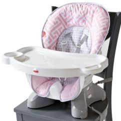Space Saving High Chair Upholstered Swivel Desk Spacesaver Drf73 Fisher Price Image For From Mattel