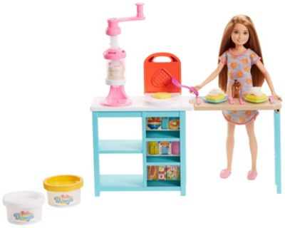 barbie kitchen playset honest dog food coupon breakfast with stacie doll frh74 image for brb brkfst from mattel