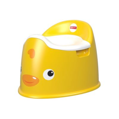 fisher price duck potty chair hanging bubble ducky gcj81 mattel image for character from