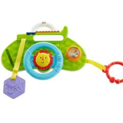 Rainforest Spacesaver High Chair Low Profile Beach Newborn Toys & Gear | Shop Birth-to-6 Months Old Fisher-price